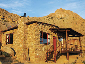 Special Stay Unterkunft: Chalet in Namibia